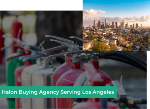 halon buying agency los angeles
