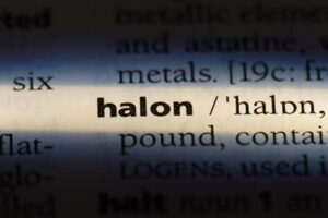 3 Things That Can Be Done with Halon 1301