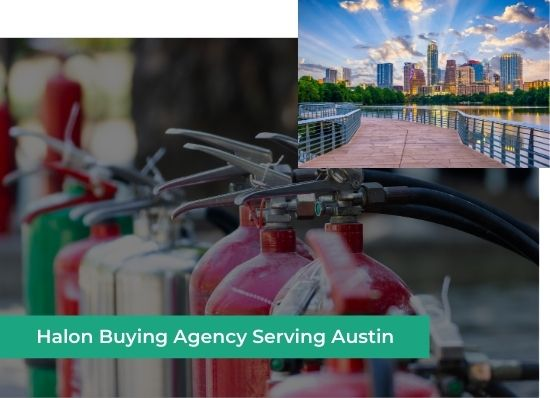 halon buying agency austin