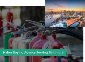 halon buying agency baltimore