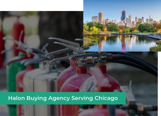 halon buying agency chicago