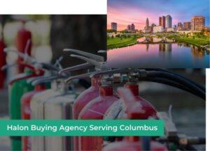 halon buying agency columbus