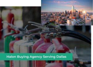 halon buying agency dallas 1