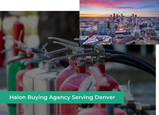halon buying agency denver