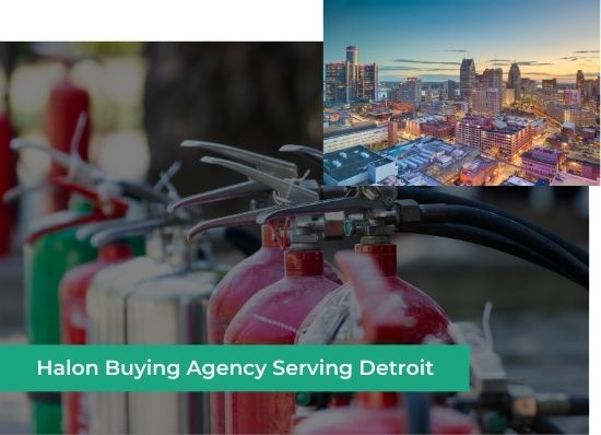 halon buying agency detroit
