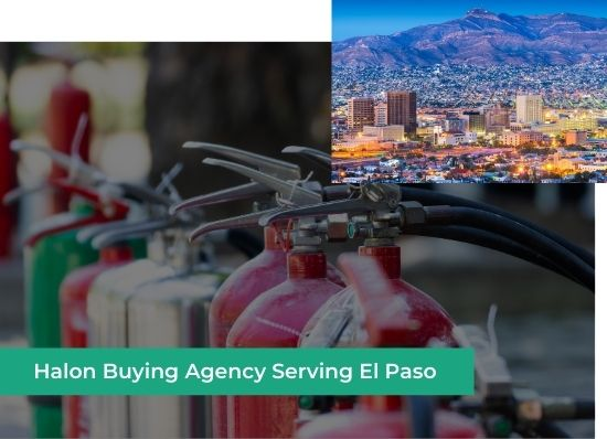 halon buying agency el paso