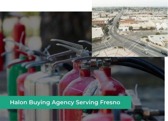 halon buying agency fresno