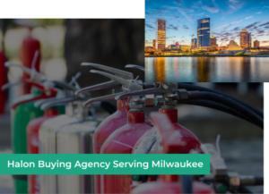 halon buying agency milwaukee