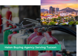 halon buying agency tucson