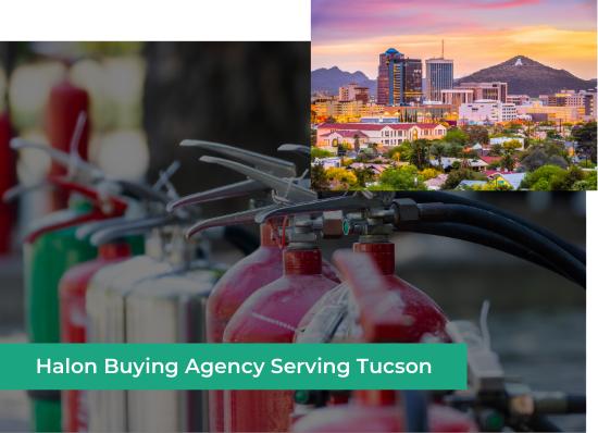 halon buying agency tucson