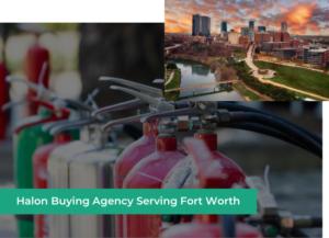 halon buying agency fort worth