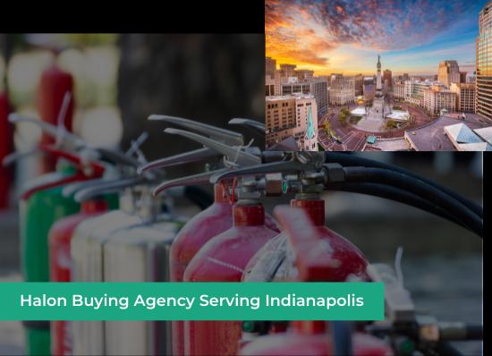 halon buying agency indianapolis 1