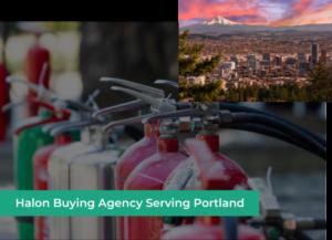 halon buying agency portland