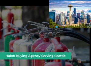 halon buying agency seattle