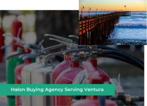halon buying agency ventura